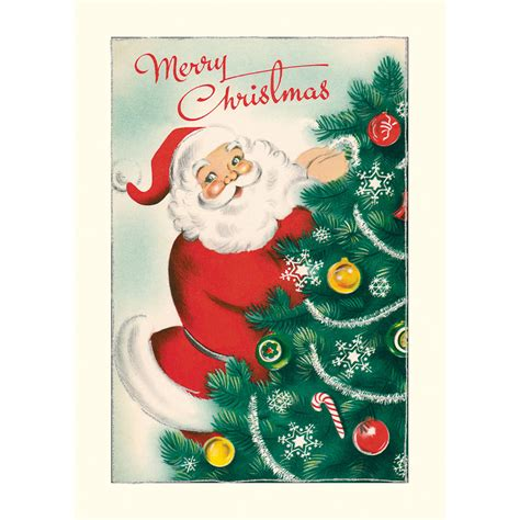 cavallini 10 glitter greetings christmas cards notes