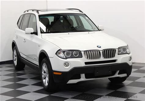 2009 Used Bmw X3 Xdrive30i Awd Suv At Eimports4less