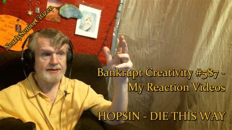 hopsin die this way bankrupt creativity