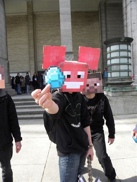 minecraft creative cosplay cosalbum