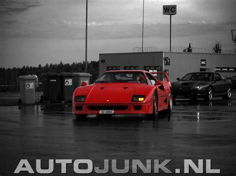 Ferrari test track and modena maybe? Ferrari F40's at Modena Track Days foto's » Autojunk.nl (59123)