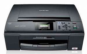 Brother Dcp-j315w Manual
