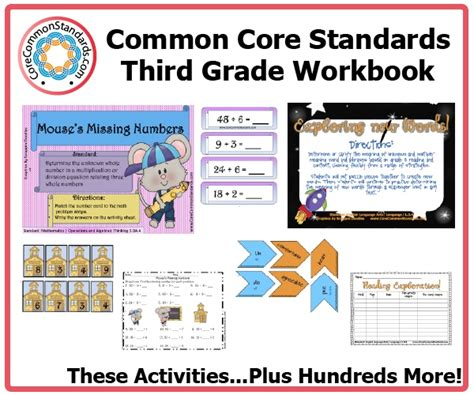 11 Best Images About Third Grade Common Core On Pinterest  Activities, Common Core Standards