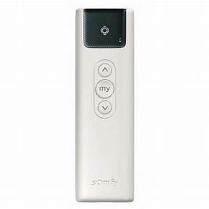 Telecommande Somfy Io : t l commande somfy telis 1 pure io ~ Voncanada.com Idées de Décoration