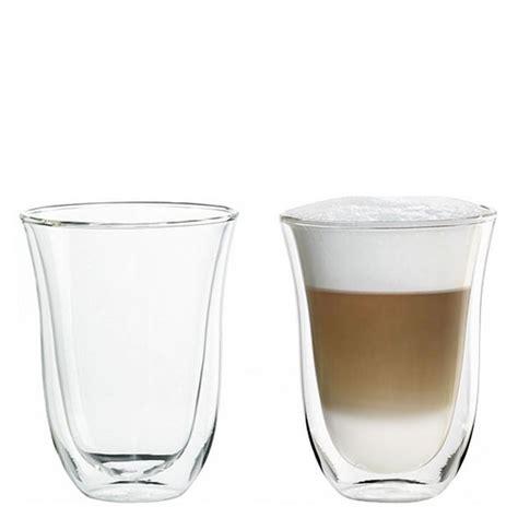 bicchieri per vendita confezione 2 bicchieri per caff 232 espresso per de longhi