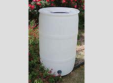 Build a Rain Barrel McKinney North Texas Municipal