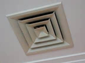Office Ceiling Air Vent Covers