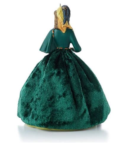 2013 scarlett s green gown gone with the wind hallmark