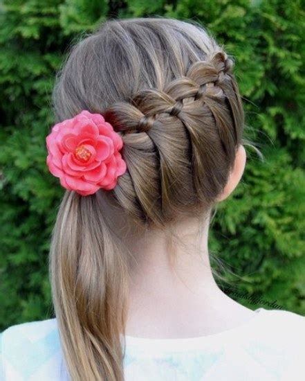 15 cool hairstyles for teenage girls