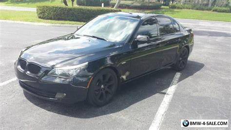 2009 Bmw 5-series 535i For Sale In United States