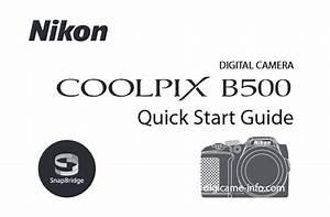 Nikon Coolpix B500 Camera Coming Soon  Manual Images Leaked
