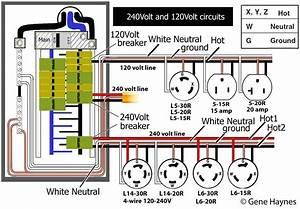 Nema L14 30 Wiring Diagram