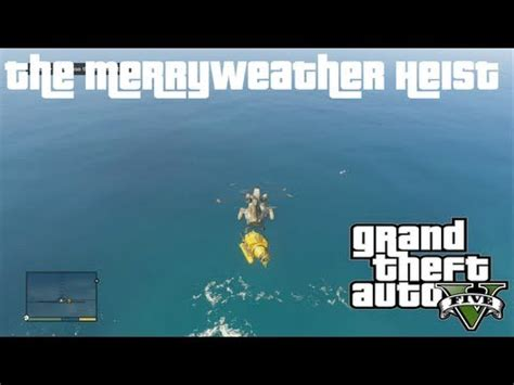 choosing the best approach the merryweather heist gta v guide xbox 360 ps3 pc