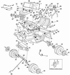 1989 Jeep Yj Engine Diagram