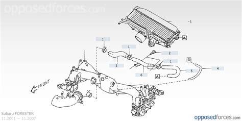 Subaru Baja Exhaust Diagram Imageresizertool