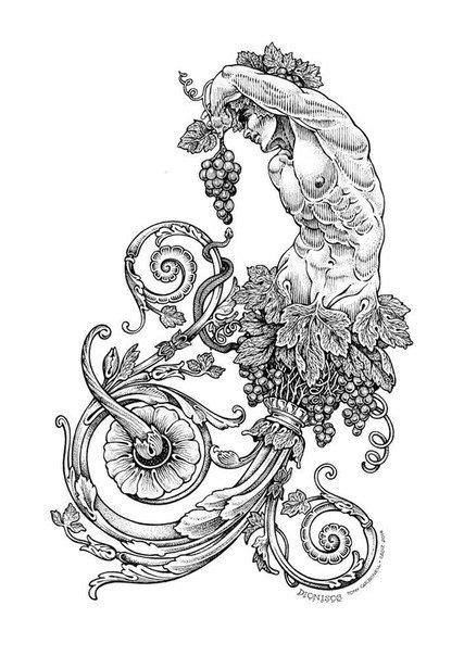 Tony Carbonell in 2020   Ornament drawing, Art sketchbook, Art