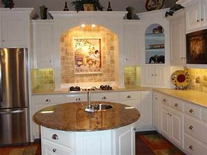 kitchen designs with small islands small kitchen designs With small kitchen design with island