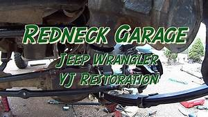Jeep Wrangler Yj Front End Rebuild  3 W   Ball Joints W