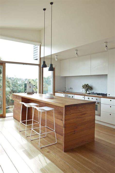 las  cocinas blancas modernas  la van  petar el