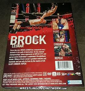 EXCLUSIVE: Pre-Release Photos of WWE's New 'BROCK LESNAR ...