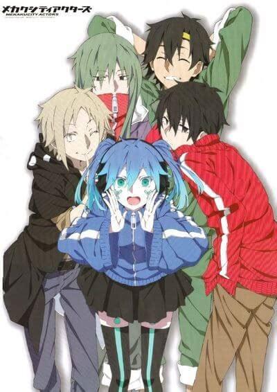 Anime Episode Baru Mekakucity Actors Akan Mendapatkan Anime Baru