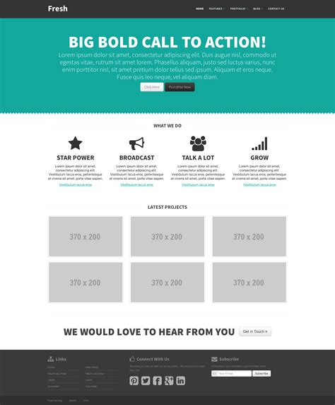 bootstrap template updated portfolio bootstrap projects