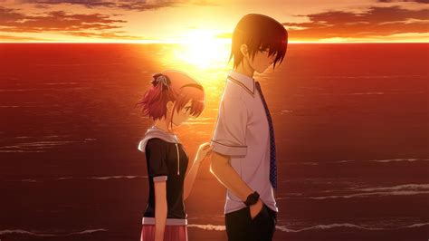 Anime Couples Wallpapers - sad anime hd wallpaper m9themes