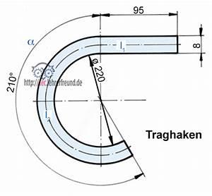 Zonen Berechnen : berechnung gestreckter l ngen tec lehrerfreund ~ Themetempest.com Abrechnung