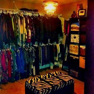 My Converted Bedroom To Walk In Closet My Real Home