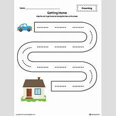 Early Childhood Scissor Skills Worksheets Myteachingstationcom