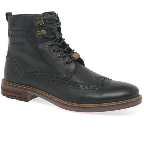 Trendy shoes and boots to suit all tastes and occasions. Bugatti Vancouver Mens Leather Ankle Boots | Charles Clinkard