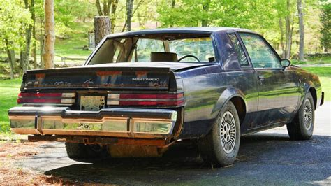 Buick Grand National Parts by Project Or Parts Car 1984 Buick Grand National