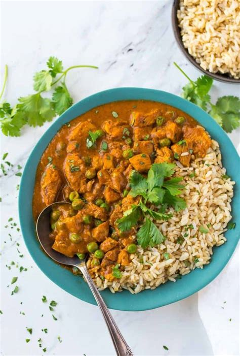 We will also show you the secret and in most. Healthy Instant Pot Chicken Tikka Masala