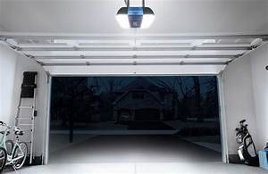 B1381 Smart Garage Door Opener With Lights
