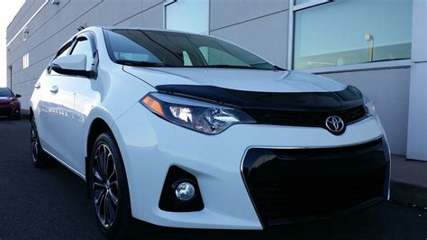 Toyota Amherst by Used 2015 Toyota Corolla S Automatic With Sunroof In