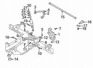 Dodge Ram 1500 Steering Knuckle  Suspension  Right  Front