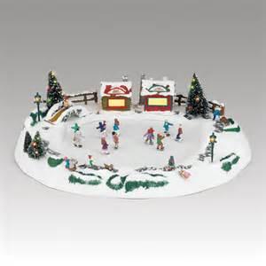 winter wonderland super sledders mr christmas 2008 ebay