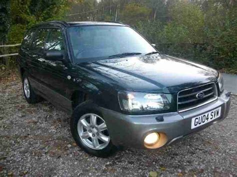 all car manuals free 2002 subaru forester windshield wipe control subaru forester x all weather petrol manual 2004 04 car for sale