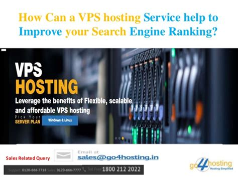 Increase Search Engine Ranking by How Can A Vps Hosting Service Help To Improve Your Search