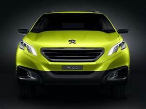 Future 2008 Peugeot : peugeot 2008 concept primer asalto ~ Dallasstarsshop.com Idées de Décoration