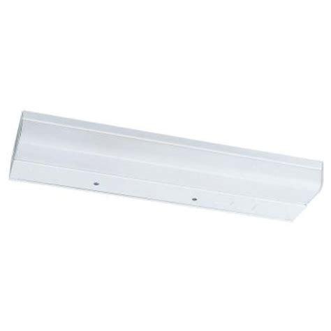 progress lighting 36 in white cabinet light p7008