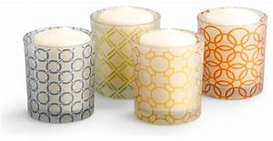 frosted glass votive contemporary candleholders by c With kitchen cabinets lowes with blue glass votive candle holder
