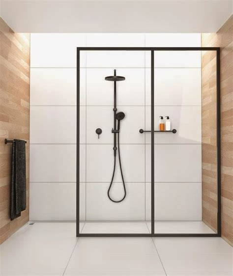 laundry bathroom ideas framed shower screens candana
