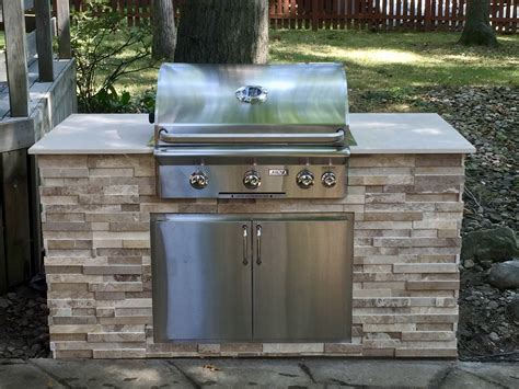Island Grill by Outdoor Grill Islands Outdoor Kitchens Cleveland Ohio