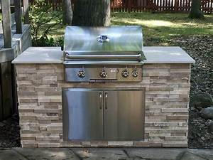 Outdoor, Grill, Islands, -, Outdoor, Kitchens