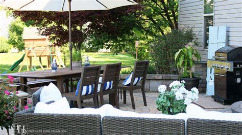 Cheap Backyard Makeover - budget patio makeover ideas