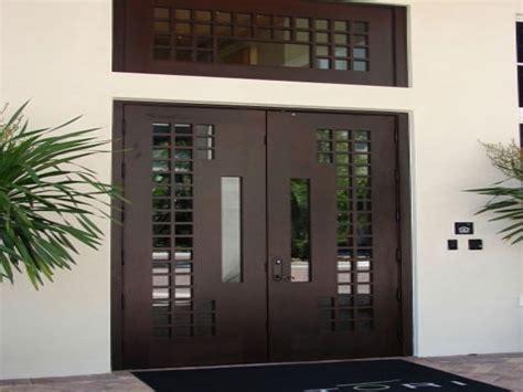 kitchen doors exterior modern double front door designs