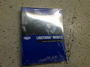 Details About 2007 Buell Lightning Models Service Shop Repair W Parts  U0026 Owners Manual Set