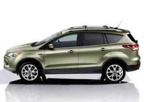2016 Ford Escape Redesign
