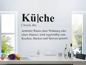 Wandtattoo Küche Bilder : wandtattoo k che definition ~ Sanjose-hotels-ca.com Haus und Dekorationen